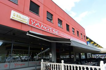 Das Yangtse Restaurant in Walldorf